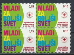 °°° SLOVENIA - YT B63 - MI Z66 - 2012 °°° - Slovenia