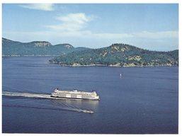(10) Canada - MV Queen Of Oak Bay Ferry - Ferries