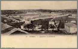 # CPA # NIMES - QUARTIER DE L'ARTILLERIE - Nîmes