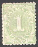POSTAGE DUE  1d. SG D2 Perf 10   Mint No Gum - Mint Stamps