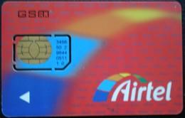 TARJETA AIRTEL - GSM - NUEVA - LA DE LA FOTO - 2 FOTOS - A736 - Spain