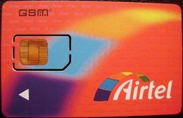 TARJETA AIRTEL - GSM - NUEVA - LA DE LA FOTO - 2 FOTOS - A737 - Spanje