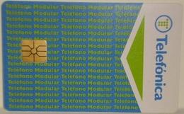 TARJETA DE PRUEBA - T 05 CHIP G1 - USADA - A753 - Spanien