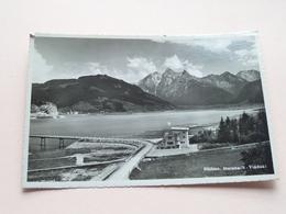 Sihlsee, Steinbach - Viadukt ( E. Goetz 9297 ) Anno 19?0 ( Voir Photo ) ! - SZ Schwyz