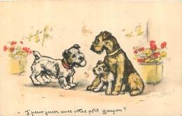 GERMAINE BOURET EDITION M.S   J'PEUX JOUER AVEC VOTRE PETIT GARCON - Bouret, Germaine
