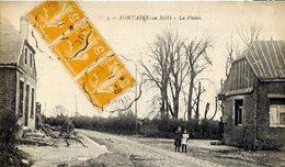 59 FONTAINE-AU-BOIS (646 Hab.) - La Plaine - Animée - France
