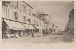 """91 (  Montgeron """"..grande Rue Cote Est """" ) . - Montgeron"""