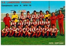 LANEROSSI VICENZA - Soccer