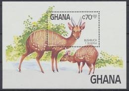 Ghana, Michel Nr. Block 112, Postfrisch/MNH - Ghana (1957-...)