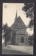 CPA BELGIQUE - HUY - L'Eglise De La Sarthe - TB PLAN EDIFICE RELIGIEUX CENTRE VILLAGE - Huy
