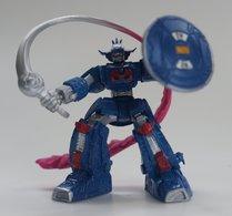 Super Sentai Advanced World : Galaxy Mega : Gashapon Figurine ( Bandai ) - Figurines