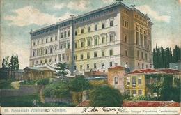 Turquie   CONSTANTINOPLE  - AMBASSADE  ALLEMANDE , Constantinople - Turkey