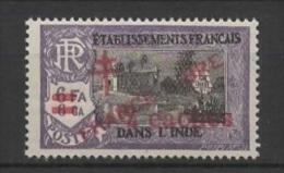 French India - Inde (1943) Yv. 201  / - India (1892-1954)