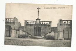 Cp, 63 , CLERMONT FERRAND , Pensionnat SAINT ALYRE , St , Le Calvaire , Terrasse Des Bénédictins , écrite 1920 - Clermont Ferrand