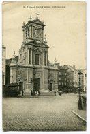 CPA - Carte Postale - Belgique - Bruxelles - St-Josse-ten-Noode - Eglise - 1914 ( SV5430 ) - St-Joost-ten-Node - St-Josse-ten-Noode
