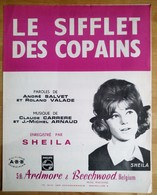 Partition Musical De Sheila - Musique & Instruments