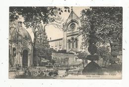 Cp, 63 , CLERMONT FERRAND , Pensionnat SAINT ALYRE , St , Jardin Intérieur, écrite - Clermont Ferrand