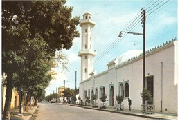 KHEMIS MILIANA LA MOSCHEA - Algeria