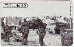 Télécarte 50ème Anniv. Débarquement 1944 / Juno Beach - Courseulles-sur-mer - 50 Unités - Frankrijk