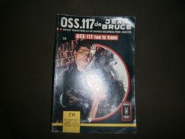 BD OSS.117 DE JEAN BRUCE  N 28 - Small Size