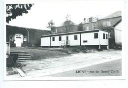 Ligny Rue Grand Cortil Les Ecoles Maternelles 1996 Série : Les Laideurs De Ligny - Sombreffe