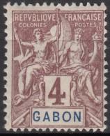 N° 18 - X - Gabon (1886-1936)