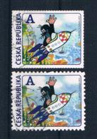 Tschechische Rep. 2013 Mi.Nr. 766 A+C Gestempelt - Czech Republic