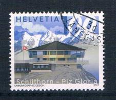 Schweiz 2017 Einzelmarke Gestempelt - Switzerland