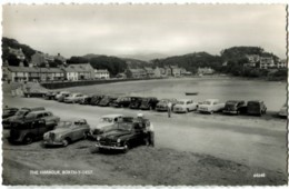 Angleterre BORTH Y GUEST The Harbour Cars Cpsm - Pays De Galles