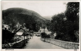 Angleterre Dwygyfylchi Village Petite Animation Cpsm - Pays De Galles