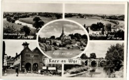 Angleterre ROSS ON WYE Cpsm Multivues - Pays De Galles