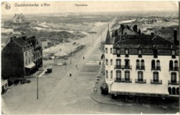 BELGIQUE OOSTDUINKERKE SUR MER Panorama - Oostduinkerke