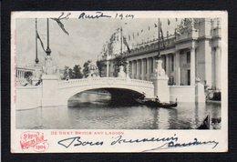 Etats-Unis / St Louis 1904  / De Swet Bridge And Lagoon - St Louis – Missouri