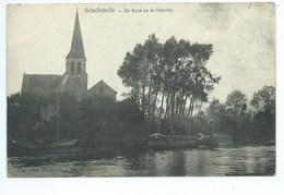Schellebelle De Kerk En De Schelde - Wichelen
