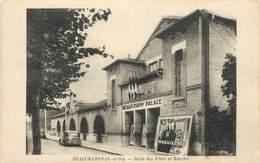BEAUCHAMPS - Salle Des Fêtes Et Marché (cinéma). - Cinema