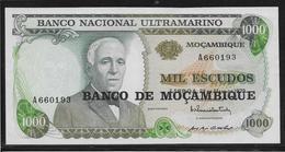 Mozambique - 1000 Escudos - Pick N°119 - NEUF - Mozambique