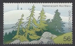 Deutschland / Germany / Allemagne 2002 2268 ** Nationalpark Hochharz - Ongebruikt