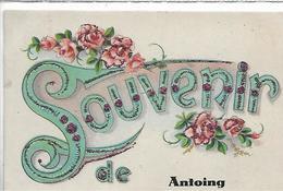 Souvenir De Antoing==tournai - Doornik