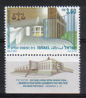 Israel 1992 Supreme Court  Y.T. 1184 ** - Unused Stamps (with Tabs)
