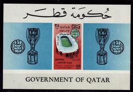 QATAR   BF  * *  NON  DENTELE Cup  1966 Football  Soccer  Fussball - 1966 – Angleterre
