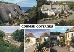 CORNWALL - Chalets Cornouaillais ( CORNOUAILLES) - Carte Multi Vues - - Angleterre