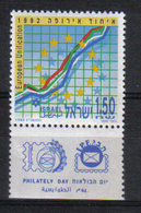 Israel 1992 Philately Day  Y.T. 1192 ** - Unused Stamps (with Tabs)