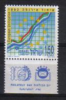 Israel 1992 Philately Day  Y.T. 1192 ** - Israel