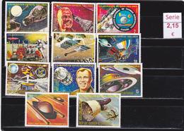 Guinea Ecuatorial -  Hojas Bloque Astronauta  -  7934 - Guinea Ecuatorial