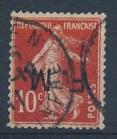 FRANCE - Yv. Nr 5a -Franchise Militaire -  Surcharge Renversée - Gest./obl. - Cote 55,00 € - Franchise Stamps