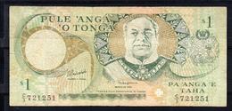 TONGA 1995 . 1 PA'ANGA .MBC. PICK Nº 31B .B1229 - Tonga