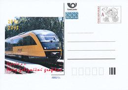 Rep. Ceca / Cart. Postali (Pre2012/73) Il Nuovo Orario Ferroviario 2012/2013 (3) RegioJet S. A. - Fabbriche E Imprese
