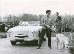 TOP PHOTO AUTO PANHARD Années 50 ? - Cars