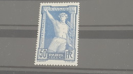 LOT 413847 TIMBRE DE FRANCE NEUF** N°186 VALEUR 115 EUROS - France