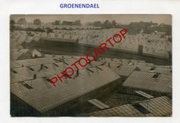 GROENENDAEL-Serres-Legumes-Agriculture-CARTE PHOTO Allemande-Periode Guerre 14-18-1WK-BELGIEN- - Hoeilaart
